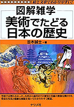 図解雑学 美術でたどる日本の歴史